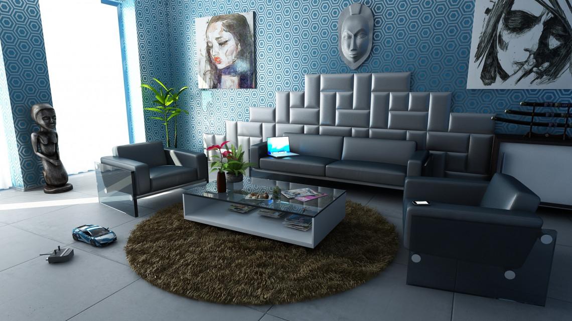 homestaging redesign modern retro immobilengestaltung
