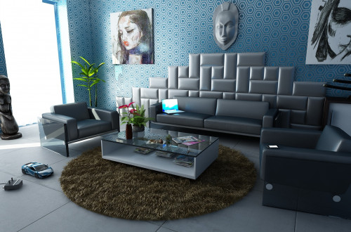 homestaging redesign modern retro immobilengestaltung