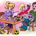 Chaos-Club Homeoffice | Homestaging und Redesign Köln Bonn
